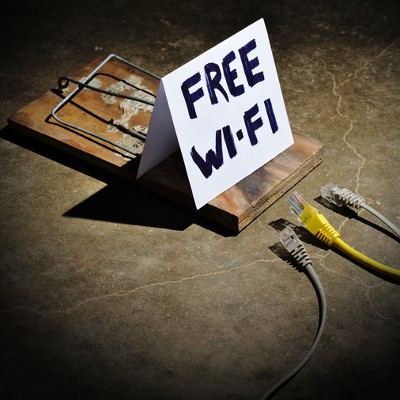 Tip of the Week: Think Twice Before Connecting to Public Wi-Fi